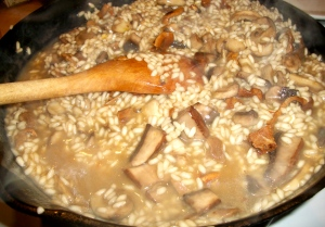 Cookingrisotto